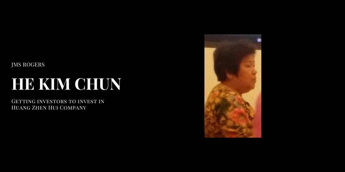 jms rogers blogpost - He Kim Chun