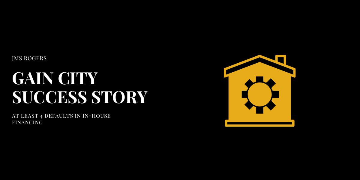 jms rogers blogpost - Gain City Success Story